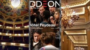 """Sortie culturelle à Saint Germain Des Prés : """"Hôtel Feydeau"""" au Théâtre de l'Odéon"""