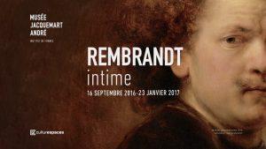 Rembrandt intime at Jacquemart-André Museum