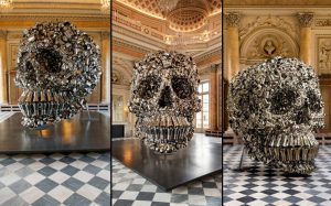 SUBODH GUPTA: AN EXTRAORDINARY AND BEAUTIFUL EXHIBITION.