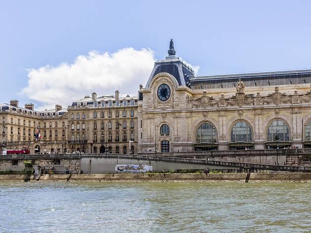 hôtel proche du musée d'orsay