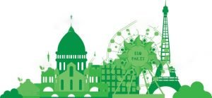 Séjourner dans une ville verte