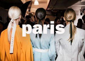 un hotel pour la fashion week de Paris