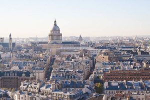 un hôtel dans le 6eme arrondissement de Paris