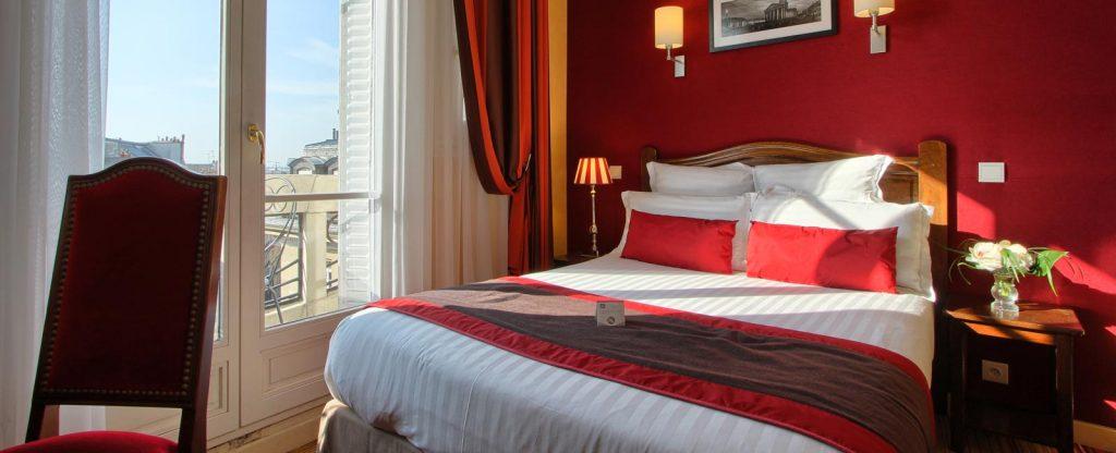 HOTEL TRIANON RIVE GAUCHE - chambre superieure