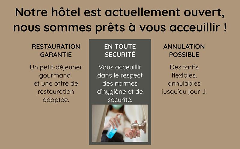 Hôtel Trianon Rive Gauche est Prêt à vous accueillir
