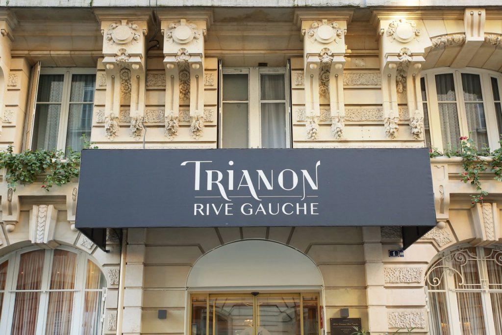 Hôtel 4 étoiles Trianon Rive Gauche à Paris